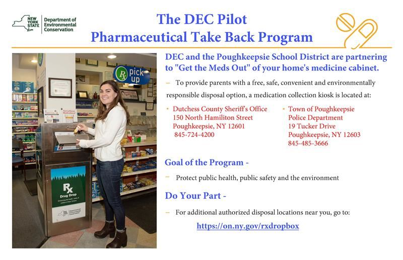 Pharmaceutical Take Back Program